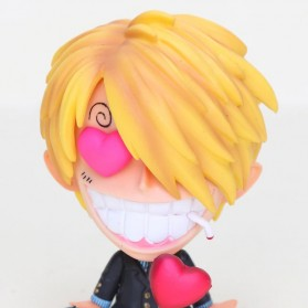 LOL Action Figure Sanji One Piece - PP3 - Yellow - 3
