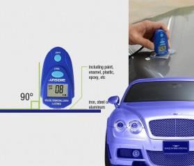 ALL-SUN Alat Pengukur Ketebalan Cat Car Painting Thickness Gauges Meter - EM2271 - Blue - 6