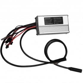 Brushless Motor Intelligent Controller DC36V/48V Ebike Sepeda Listrik for Lankeleisi XT750 Plus X2000 - YCSH084