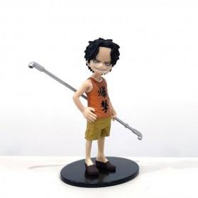 Apaffa Action Figure One Piece 5 PCS - AP4 - 3