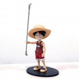 Apaffa Action Figure One Piece 5 PCS - AP4 - 4