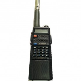 ABBREE Tactical Antena Dual Band 47cm SMA for Walkie Talkie Taffware Pofung Baofeng UV-5R UV-82 - Camouflage - 4
