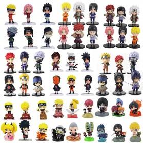 Rongzou Set Action Figure Naruto 6 PCS - Model B - 2
