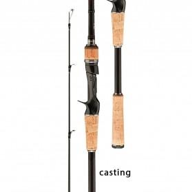 MS.X Joran Pancing Casting Carbon Fiber 120g 2.4m - Black