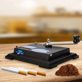 LCFUN Alat Linting Rokok Manual Tobacco Roller Machine - F0889 - Black - 10