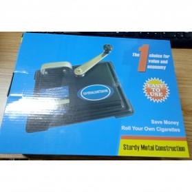 LCFUN Alat Linting Rokok Manual Tobacco Roller Machine - F0889 - Black - 12