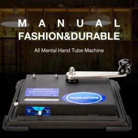 LCFUN Alat Linting Rokok Manual Tobacco Roller Machine - F0889 - Black - 6