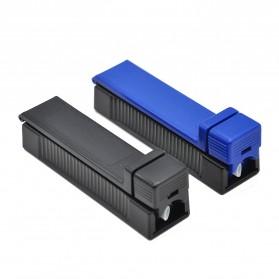 HONEYPUFF Alat Linting Pengisi Rokok Filter Cigarette Wrapping Single Tube - TN804 - Black - 2