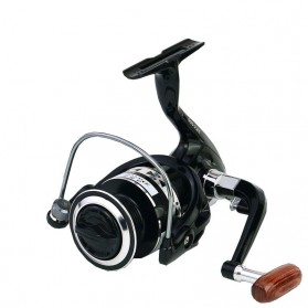 DAICY JK3000 Reel Pancing Spinning Interchangeable Handle 5.5:1 - JG012 - Black