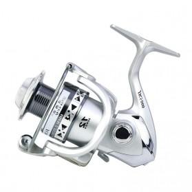 DAICY JK5000 Reel Pancing Spinning Interchangeable Handle 5.5:1 - JG012 - Black - 4