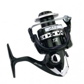 DAICY JK5000 Reel Pancing Spinning Interchangeable Handle 5.5:1 - JG012 - Black - 6