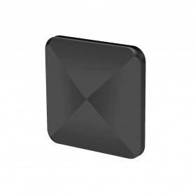 Flipo Flip Mainan Rolling Square Flip Dancing Kinetic Energy Model Segi Empat - F131 - Black
