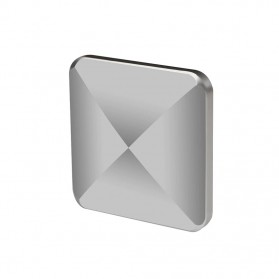 Flipo Flip Mainan Rolling Square Flip Dancing Kinetic Energy Model Segi Empat - F131 - Black - 3