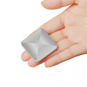 Flipo Flip Mainan Rolling Square Flip Dancing Kinetic Energy Model Segi Empat - F131 - Black - 5