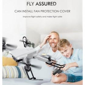 HGIYI Quadcopter Foldable Drone 4K Camera WiFi FPV - KF609 - Silver - 6