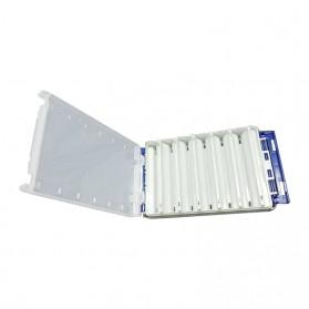 Luya Box Kotak Perkakas Kail Umpan Pancing Dua Sisi 12 Slot - YD12 - White - 2