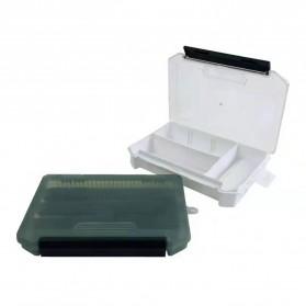 Bearking Box Kotak Perkakas Kail Umpan Pancing Tackle Box Size Small - BK30 - Black - 5