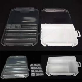 Bearking Box Kotak Perkakas Kail Umpan Pancing Tackle Box Size Large - BK30 - White - 5