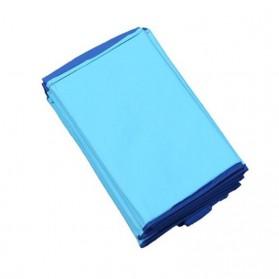 Yabstrip Kolam Renang Lipat Foldable Swimming Pool 80x20cm - Y007 - Blue - 4