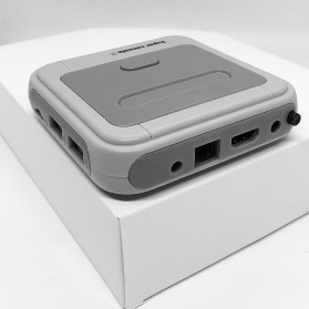 BOYHOM Super Console X Video Game Retro Controller Stick 128GB 41000 Games - TGZ-706W - White - 3