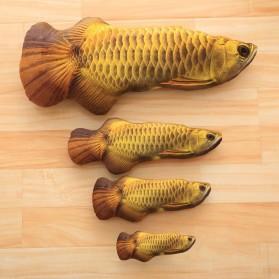 SEASENXI Ikan Mainan Kucing Cat Favor Fish Toys Chewing Simulation Catnip 30cm - SX001 - Dark Blue - 6