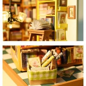 ROLIFE Cute Room Miniatur Rumah Boneka 3D DIY 1:24 - DG102 - Brown - 6