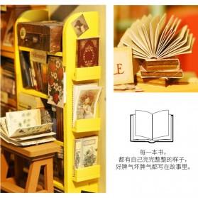 ROLIFE Cute Room Miniatur Rumah Boneka 3D DIY 1:24 - DG102 - Brown - 8