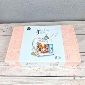 ROLIFE Cute Room Miniatur Rumah Boneka 3D DIY 1:24 - DG12 - White - 12