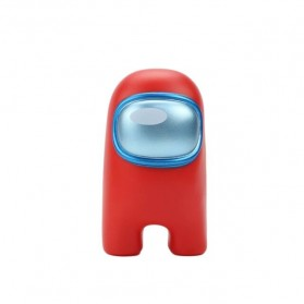 JIMITU Mainan Boneka Squishy Action Figure Model Impostor Among Us - JT01 - Red
