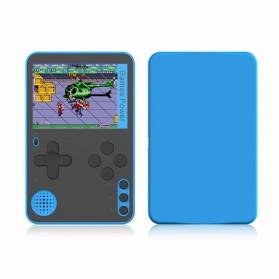 Mainan Dalam Ruangan - Centechia Handheld Retro Console Video Game 500 Games - BOY-129 - Blue