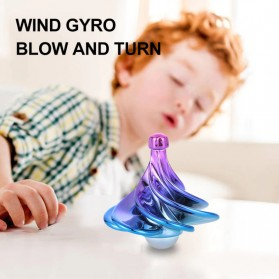 Wonderland Gasing Spinner Gyro Tops - WL2020 - Golden - 3