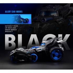 Xturboman Mainan Mobil Batmobile Ejection Catapult Car - M5221 - Black