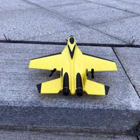 FEI XIONG Remote Control Pesawat Terbang Glider Airplane Foam 2.4G RC - FX-820 - Yellow - 2