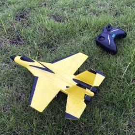 FEI XIONG Remote Control Pesawat Terbang Glider Airplane Foam 2.4G RC - FX-820 - Yellow - 3
