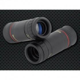 MOGE Teropong Monokular Ultra Clear Bidirectional 8 x 18 - Black - 2