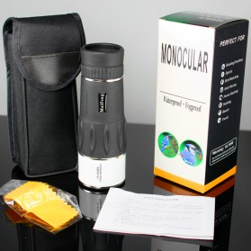 MaiFeng Teropong Monokular Wide Angle Night Vision 35 x 95 - 1040 - Black - 5