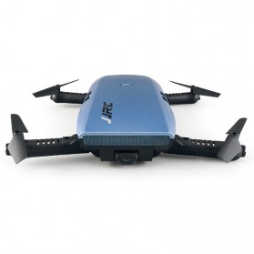 JJRC H47 ELFIE Plus Quadcopter Foldable Mini Drone With HD Camera - Blue - 2