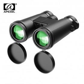 APEXEL Teropong Berburu Binoculars Compact Zoom 10x42 - APL-PR10X42 - Black