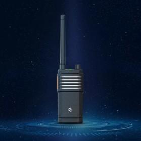 BEEBEST Xiaoyu Walkie Talkie 16 Channels 3350mAh - A108 Plus - Black