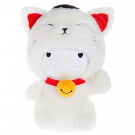 Plush Toy Boneka Xiaomi Mi Bunny Cat Version - White/Red