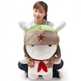 Plush Toy Boneka Xiaomi Mi Bunny Super Big Classic Version 75cm - White