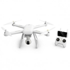 Xiaomi Mi Drone FPV dengan Kamera 1080P 3-Axis Gimbal - White