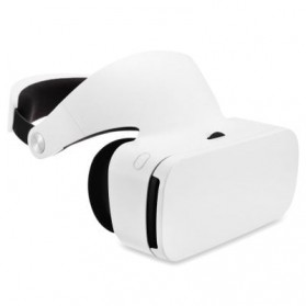 Xiaomi VR 3D Glass Kacamata VR dengan Remote Control - White - 5