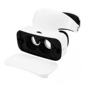 Xiaomi VR 3D Glass Kacamata VR dengan Remote Control - White - 9