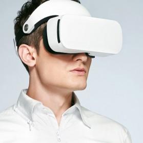 Xiaomi VR 3D Glass Kacamata VR dengan Remote Control - White - 13