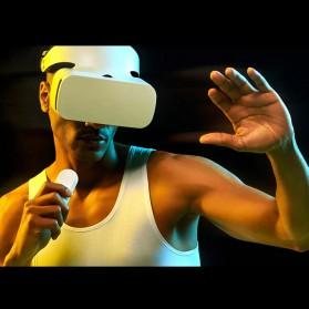 Xiaomi VR 3D Glass Kacamata VR dengan Remote Control - White - 15