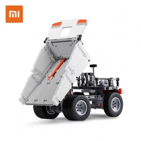 Xiaomi MITU DIY Building Block Mini Truck Mainan Truk - White