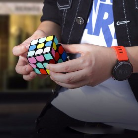 Xiaomi GiiKER Supercube i3 Bluetooth Smart Rubik Cube 3 x 3 x 3 - Multi-Color - 7