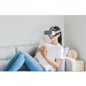 Xiaomi Theater VR 3D Glass Kacamata VR MIUI TV System - MJTDYY01LQ - White - 6