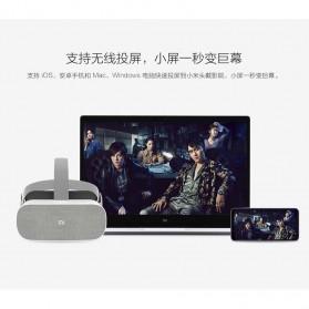 Xiaomi Theater VR 3D Glass Kacamata VR MIUI TV System - MJTDYY01LQ - White - 8